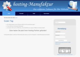 hosting-manufaktur.de