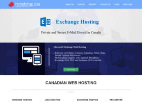hosting.ca