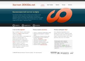 hosting.dekoda.net