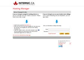 hosting.internic.ca