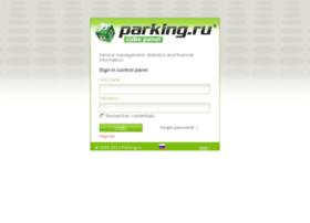 hosting.parking.ru