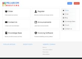 hosting.pillarcom.net