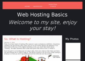 hostingbasics.jigsy.com