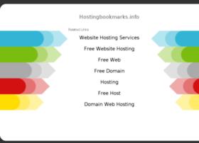 hostingbookmarks.info