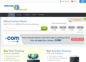 hostingbullet.com