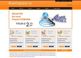hostingcare.in