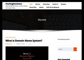 hostingdecisions.com