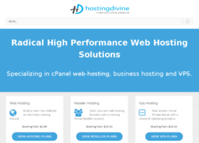 hostingdivine.com
