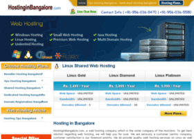 hostinginbangalore.com