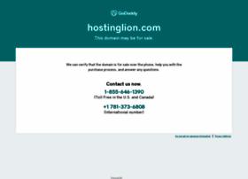 hostinglion.com