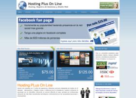 hostingplusonline.com