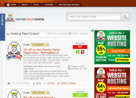 hostingraja-coupon.com