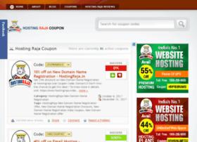 hostingraja-coupon.com