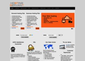 hostingservant.com