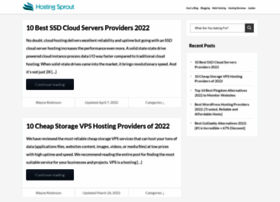 hostingsprout.com