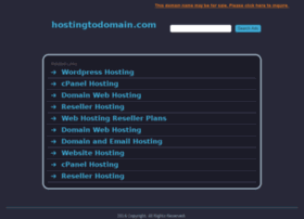 hostingtodomain.com
