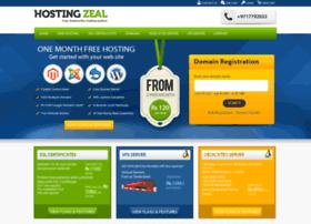 hostingzeal.com
