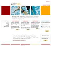 hostito.com