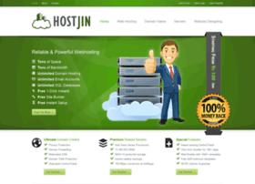 hostjin.com