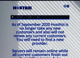 hostkoi.com