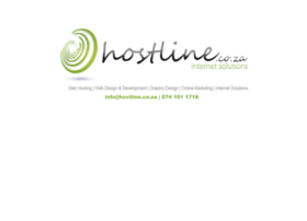 hostline.co.za