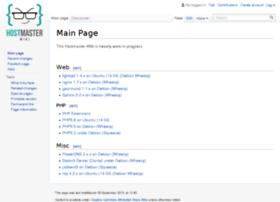 hostmaster.wiki