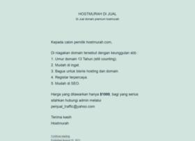 hostmurah.com