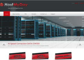 hostmyday.com