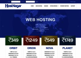 hostnagar.com