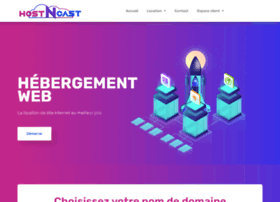 hostncast.com