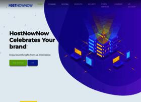 hostnownow.com