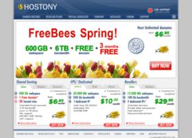 Hostony.com