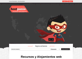 hostpania.com