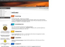 hostproof.com