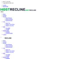 hostrecline.com