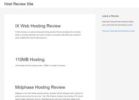 Hostreviewsite.com