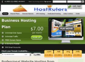 hostrulers.com