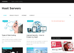 hostservers.tech