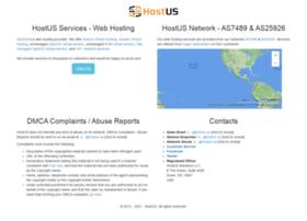 hostus.com