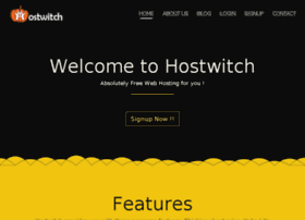 hostwitch.com