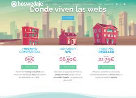 hoswedaje.com