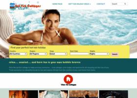 hot-tub-cottages.co.uk