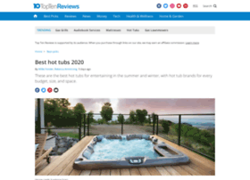 hot-tubs-review.toptenreviews.com