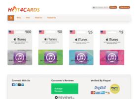 hot4cards.com