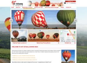 hotairballooning-india.com
