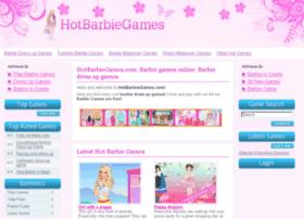 hotbarbiegames.com