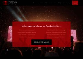 hotboxevents.com
