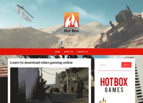 hotboxgames.com
