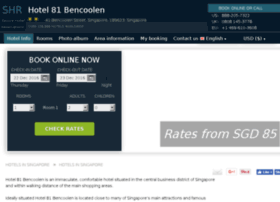 hotel-81-bencoolen-singapore.com