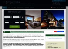 hotel-acores-lisboa.h-rez.com